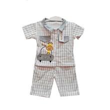 Pakaian Bayi Setelan Bayi Vinata Dev Vo - Giraffe