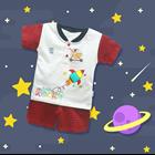 Baby Clotes Kids Suits Vinata Dev Vo - Rocket Strip 2