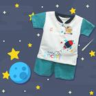 Baby Clotes Kids Suits Vinata Dev Vo - Rocket Strip 1