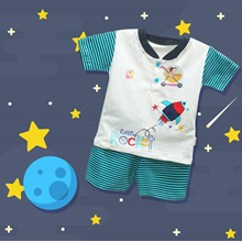 Baby Clotes Kids Suits Vinata Dev Vo - Rocket Stri