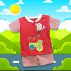 Baju  Bayi Setelan Anak Vinata Dev Vo - Tracktor 2