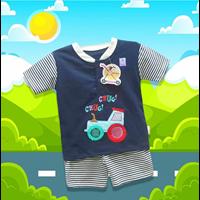 Baby Clothes Kids Suits Vinata Dev Vo - Tracktor