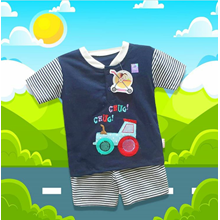 Baby Clothes Kids Suits Vinata Dev Vo - Tracktor