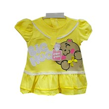 Pakaian Bayi Dress Bayi Vinata Pon Pon - Big Hug Bear