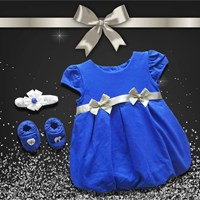 Baju Bayi Dress Bayi Vinata Dev Vo - Ribbon