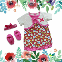 Baby Clothes Baby Dress Vinata Pon Pon - Daisy Car