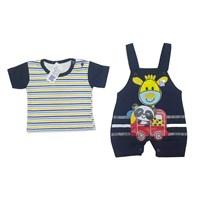 Pakaian Bayi Jumper Bayi Vinata Va - Giraffe
