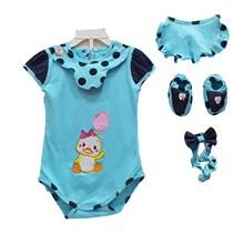 Pakaian Bayi Jumper Bayi Vinata 5in1 - Baby Duck