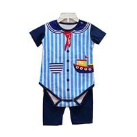 Pakaian Bayi Jumper Bayi Vinata 5in1 - Sailor Ship