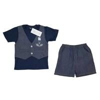 Jual Pakaian Bayi Setelan Bayi Vinata Dev Is - Tuxedo Denim
