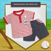 Baby Clothes Baby Suits Vinata Dev Vs - Baseball Bear