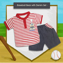 Baby Clothes Baby Suits Vinata Dev Vs - Baseball B