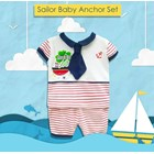 Baju Bayi Setelan Bayi Vinata Dev Ve - Baby Sailor 2