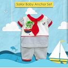 Baju Bayi Setelan Bayi Vinata Dev Ve - Baby Sailor 1