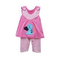 Jual Pakaian Bayi Setelan Bayi Vinata Dev Vo - Rabbit Stripy