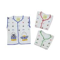 Pakaian Bayi Baju Bayi Baby Life - Shooter Shirt