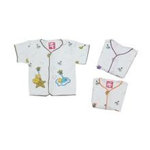 Pakaian Bayi Baju Bayi Baby Life - Pendek