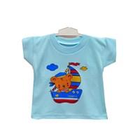 Pakaian Bayi Oblong Bayi Vinata Sablon - Pendek