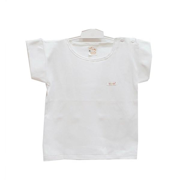 Baby Clothes Oblong Baby Vinata Polos White - Short