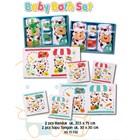 Baju Bayi Produk dan Peralatan Bayi Handuk Bayi Kiddy Gift Set 1