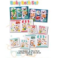 Baju Bayi Produk dan Peralatan Bayi Handuk Bayi Kiddy Gift Set