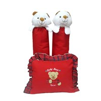 Baby Products and Equipment Baby Pillow Peang Bess Pillow - Dark Doll