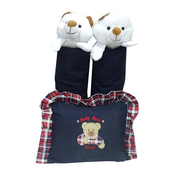 Produk dan Peralatan Bayi Bantal Bayi Bantal Peang Bess - Boneka Dark