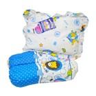 Produk dan Peralatan Bayi Bantal Guling Bayi Melati - Renda 1