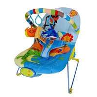 Baby Bouncer Sugar Baby Deluxe Musical Vibration 3 Recline