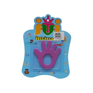 Produk dan Peralatan Bayi Teether Gigitan Bayi Vinata - Finger