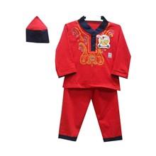 Pakaian Bayi Baju Koko Bayi Vinata Elegant - Panjang
