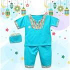 Baju Bayi Baju Koko Bayi Vinata Pattern 2