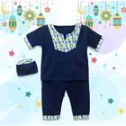 Baju Bayi Baju Koko Bayi Vinata Pattern 1