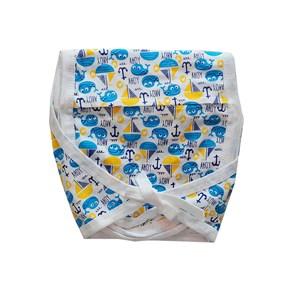 Pakaian Bayi Popok Bayi Popok Kain Bayi Vinata Full Print