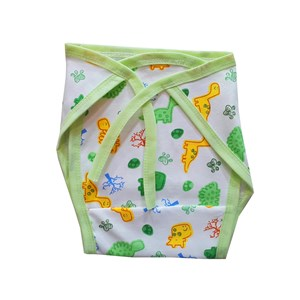 Produk dan Peralatan Bayi Popok Bayi Popok Kain Jingle Full Print