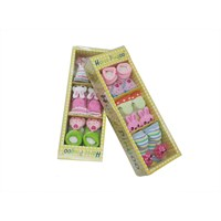 Produk dan Peralatan Bayi Kaos Kaki Bayi Pingo Kaos Kaki Set 3's
