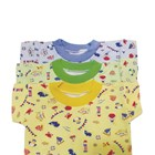 Baby Clothing Oblong Bayi Vinata Full Print - Zoo 5