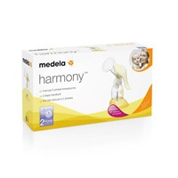 Pompa ASI Breast Pump Medela Harmony Light - Manual