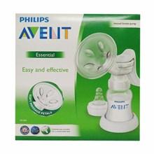 Produk dan Peralatan Bayi Pompa Asi Breast Pump Avent Essential - Manual