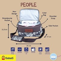 Baby Products and Equipment Asi Bags Cooler Bag Gabag - People