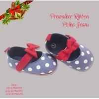 Sepatu Bayi Prewalker Baby Mc - Minnie
