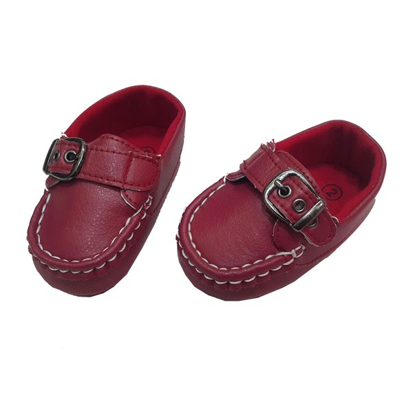 Sepatu Bayi Prewalker Baby Mc - Red Cool