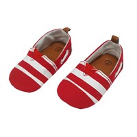Baby Prewalker Baby Shoes Mc - Red White