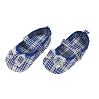 Baby Prewalker Baby Shoes Mc - Baby Blue