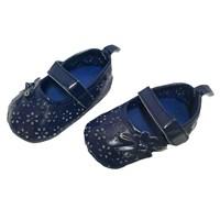Sepatu Bayi Prewalker Baby - Dark Blue