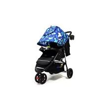 Produk dan Peralatan Bayi Kereta Dorong Stroller Baby - Flour Blue