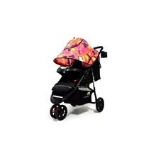 Produk dan Peralatan Bayi Kereta Dorong Stroller Baby - Flour Orange
