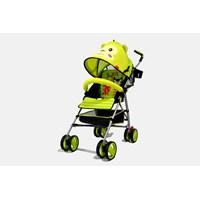 Jual Produk dan Peralatan Bayi Kereta Dorong Stroller Baby L'abeille - Buggy Green