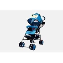 Produk dan Peralatan Bayi Kereta Dorong Stroller Baby L'abeille - Buggy Blue
