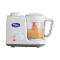 Produk dan Peralatan Bayi Baby Safe Food Maker Steam & Blander